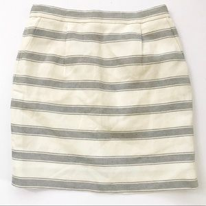 J Crew Skirt Black Label Pockets Mini Size 00